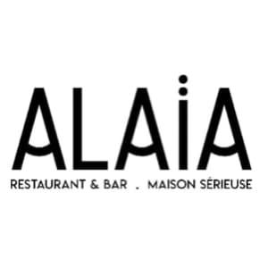Création du site du restaurant Alaia